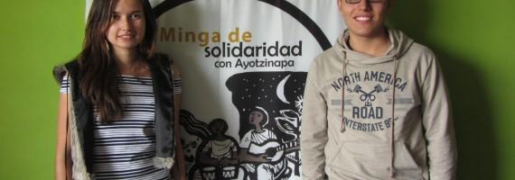 2015.08.01 Paula Carmona y Diego Molina