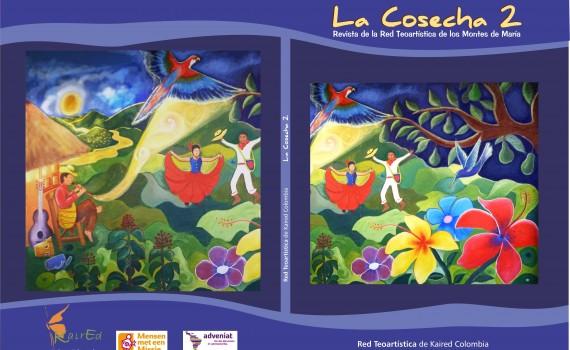 Caratula Revista Cosecha 2